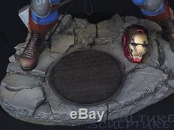 14 Scale Captain America Statue Salt & Pepper Exclusive not XM nor Sideshow