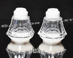 24 Mini Salt And Pepper Shakers Wedding Bautizo Quinceanera Party Favors White