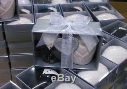 75 BRIDE GROOM SALT AND PEPPER SHAKERS Ceramic Wedding Bridal Shower Favor #SR39