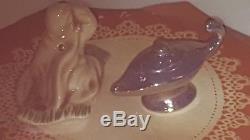 ARCADIA Miniature Aladdin on Flying Carpet Genie Lamp Salt Pepper Shakers