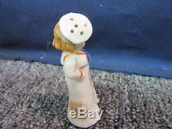 Boy Girl Sailor Salt Pepper Shakers Kitchen Unique Table Ceramic Vintage Japan