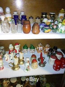 Big Salt & Pepper Shaker Collection