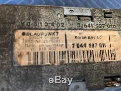 Blaupunkt Berlin 80s With Stalk And Amp