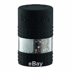 Bodum Bistro Salt and Pepper Grinder Black Bodum
