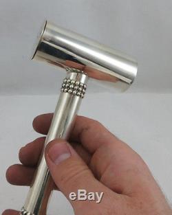 Brand New Sterling Silver 925 Salt Pepper Shakers 108 Grams
