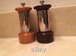 Christofle Salt And Pepper Mill Set