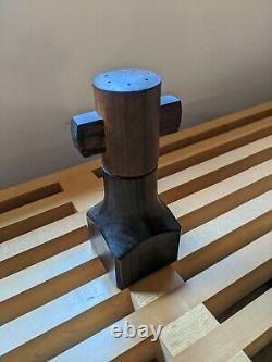 DANSK Cocobolo Pepper Mill Peppermill JHQ IHQ Quistgaard Denmark PEUGEOT RARE