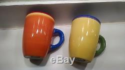 DANSK caribe 50+ set Dish/ Plates/ Bowls/ Mugs/ glasses/salt pepper/platters