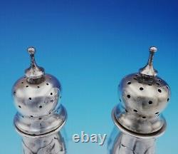 Daffodil by Gorham Sterling Silver Salt and Pepper Shaker Set #A3676M (#3465)
