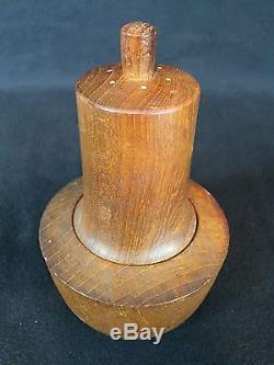 Dainsh Modern Design Pfeffermuhle Teak Pepper Mill Nissaen Denmark Quisgaard Era