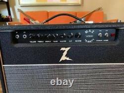Dr. Z Maz 18 Junior Boutique Tube Guitar Amplifier Salt And Pepper