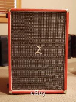 Dr. Z Z-Best 2x12 Cab Red Salt & Pepper Excellent