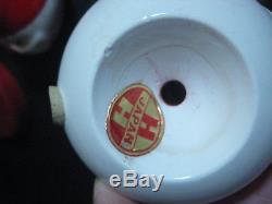 Ext Rare Howard Holt Santa Spice Salt Pepper Rack Hh Japan Christmas Only 1 Ebay