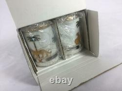 Extremely Rare New in Box Casablanca by Christian Dior Salt & Pepper Shaker Set