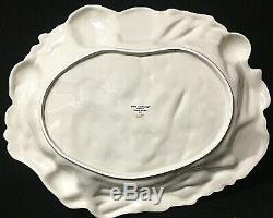 Fitz And Floyd French Market Pig Soup Tureen With Platter Ladle Salt & Pepper