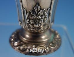 Fleury by Gorham Sterling Silver Salt and Pepper Shakers 2pc #A5801 (#1662)