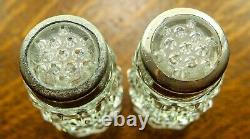 Fostoria American Salt and Pepper Shakers