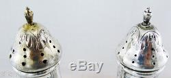 Francis I by Reed And Barton Sterling Silver Salt & Pepper Shakers, No Mono