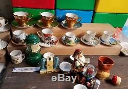 GIGANT lot of Sets of Salt and Pepper Shakers, GREAT LOT, SEE DETAILED PICTURES