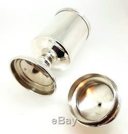 Garrard Silver Salt and Pepper
