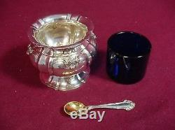 Grande Imperiale by Buccellati Sterling Silver Salt & Pepper Set Cellar Shaker