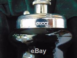 Gucci Vintage Salt & Pepper Shakers RARE COLLECTORS ITEM