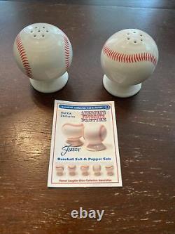 HLCCA Exclusive Fiesta Baseball Salt and Pepper (2004)