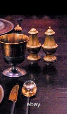 Harry Potter Sorcerers Stone Salt And Pepper Shaker Movie Prop