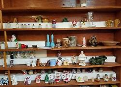 Huge lot of Sets of Salt and Pepper Shakers, GREAT LOT, SEE DETAILED PICTURES