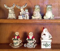 Lot 100 Vintage Salt & Pepper Shakers Lenox Goebel Metlox Disney Betty Boop