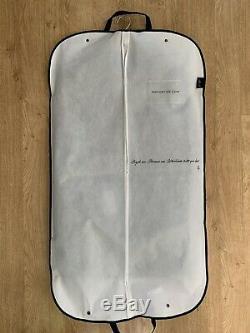 MR P. By Mr Porter Double Breasted Grey/salt Pepper Bouclé Overcoat Medium