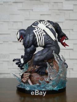 Maniac VENOM CUSTOM 1/4 Scale Statue Salt Pepper NOT Sideshow NOT XM NEW