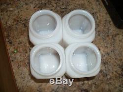 McKee Tipp FLOWER POT Range Shakers Salt Pepper Sugar Flour