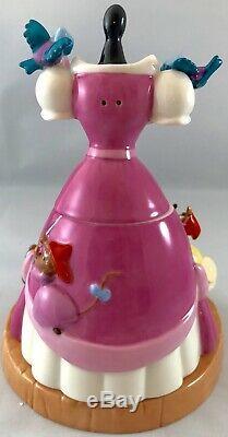 NEW Cinderella Dress Salt & Pepper Shaker LE