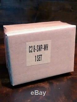 NIB Canvas Home Tinware Vintage Salt & Pepper Shaker Set POPSUGAR