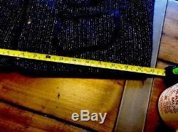 ORIGINAL VINTAGE RARE BROWN'S BEACH Mens Vest Jacket Salt & Pepper Tweed 42