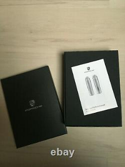 Original Porsche Salz- und Pfeffermühle Set NEU und OVP in original Box