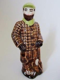 PAUL BUNYAN & PINE TREE Salt & Pepper Shakers Ceramic Arts Studio