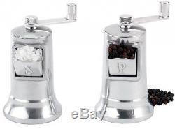 Perfex Salt And Pepper Mill Set