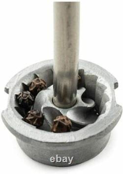 Peugeot Madras Pfeffermühle braun 21cm Holz mit feiner Mahlgradeinstellung! NEU