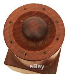 Rare Vintage Dansk Wood Jens Quistgaard Salt And Pepper MILL