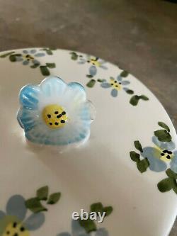 S21 Vintage Lefton Miss Priss Cat Cookie Jar Teapot Creamer Sugar Salt Pepper VG