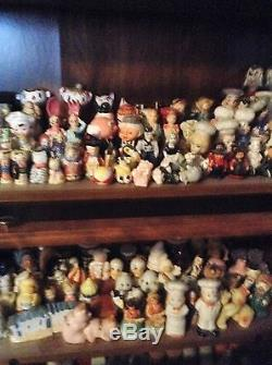 Salt And Pepper Shakers 457 Sets