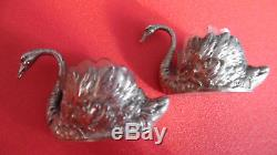 Silber 84 Salz, Pfefferstreuer, K. Faberge-Silver 84 salt, pepper cup C. Faberge