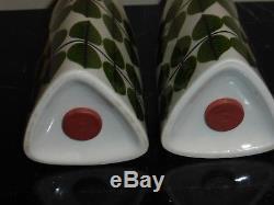 Stig Lindberg Gustavsberg Mid Century Bohus Bersa Salt and Pepper Shakers