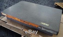 TAFT PIERCE 24 x 36 x 6 Granite Plate Salt & Pepper