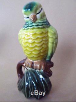 TWIRP & CHIRP LOVEBIRDS Salt and Pepper Shakers CERAMIC ARTS STUDIO 1952