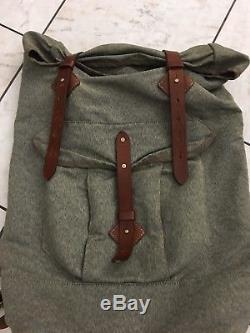 Tanner Goods Rucksack Backpack Salt/Pepper