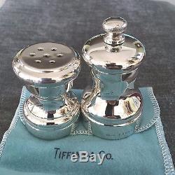 Tiffany Salt and Pepper Shaker Grinder