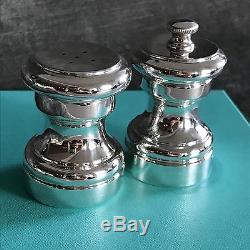 Tiffany Salt and Pepper Shaker Grinder Set